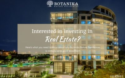 6 Reasons to Invest in Botanika Nature Residences