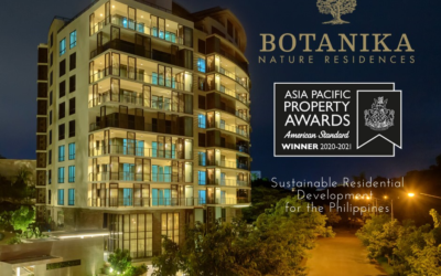 Best Sustainable Residential Development for the Philippines